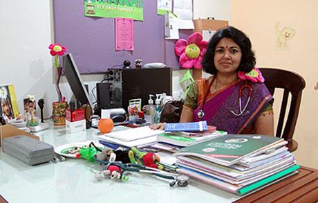DR. PRIYA CHANDRASEKHAR